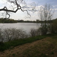 Photo taken at Delaware Park by Stephanie M. on 5/3/2013
