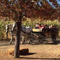 Photo taken at Bates Nut Farm by J. J. on 10/29/2013