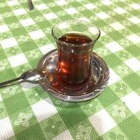 Photo taken at Kamelya Çay Bahcesi by Fatih Y. on 3/18/2018