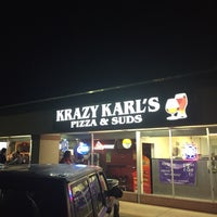 Photo taken at Krazy Karl's Pizza by Corey P. on 4/24/2016