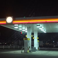 Photo taken at Shell by Corey P. on 1/7/2016