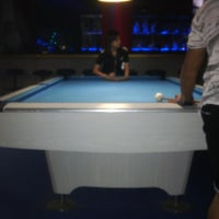 Foto diambil di Ha Ha Billiard And Bar oleh David P. pada 12/12/2014