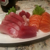 Photo taken at Satsuma Sushi by J M. on 2/3/2013