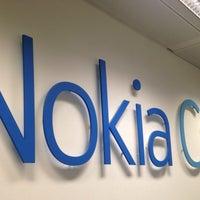 Photo taken at Nokia & Microsoft by Eray Ö. on 12/2/2013