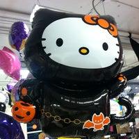 9/27/2012 tarihinde Doniaziyaretçi tarafından Party City'de çekilen fotoğraf