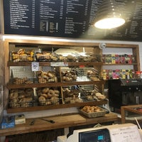 Photo taken at Lots-O-Bagels by Donia on 10/17/2017
