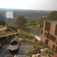 Photo taken at Woodcliff Hotel and Spa by Jennifer B. on 8/30/2013