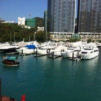 Photo taken at Aberdeen Boat Club by Lam Khue on 12/31/2012