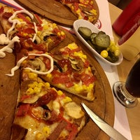 2/3/2018 tarihinde Zehra ÖZCANziyaretçi tarafından My Pizza'de çekilen fotoğraf