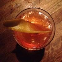Photo taken at Bramble Bar by Minty on 1/2/2016