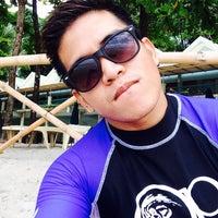 Photo taken at Beach View, Camayan Beach Resort by Lauro V. on 4/25/2014