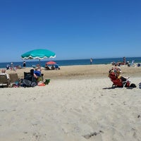 Photo taken at 124 Street Beach by Mike B. on 5/25/2014