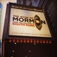 Снимок сделан в CIBC Theatre пользователем Rich J. 1/16/2013