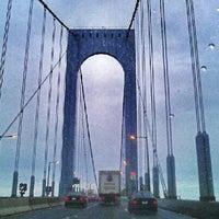 Photo taken at Bronx-Whitestone Bridge by Milton on 5/11/2013