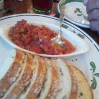 Photo taken at Olive Garden by Alicia M. on 10/19/2012