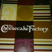 Photo taken at The Cheesecake Factory by Chandler T. on 11/4/2012