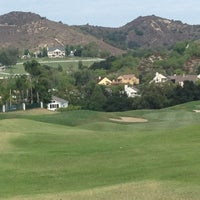 Photo taken at Coto de Caza Golf and Racquet Club by Rafael G. on 7/10/2013