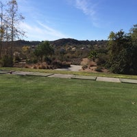 Photo taken at Coto de Caza Golf and Racquet Club by Rafael G. on 1/20/2014