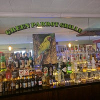 Photo taken at Green Parrot Grille by scott d. on 3/30/2017