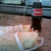 Photo taken at Ali Baba Shawarma by Jacinto A. on 9/14/2012