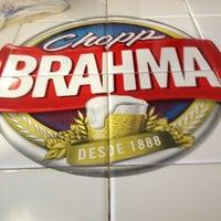 Photo taken at Quiosque Brahma by Alan Silus on 8/24/2013