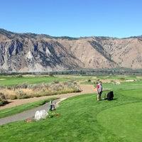 Photo taken at Desert Canyon Golf Resort by Frank L. on 9/1/2013