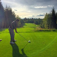 Photo taken at Salish Cliffs Golf Club by Frank L. on 9/8/2015