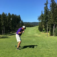 Photo taken at Gold Mountain Golf Course by Frank L. on 5/6/2016