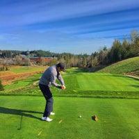 Photo taken at Salish Cliffs Golf Club by Frank L. on 11/29/2015
