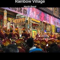Photo taken at True Buddha Rainbow Village by Frank L. on 9/18/2017