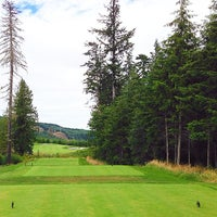 Photo taken at Salish Cliffs Golf Club by Frank L. on 7/7/2014