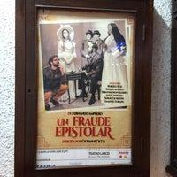 Photo taken at Asociación Cultural Plan 9 by Rafa R. on 12/15/2014
