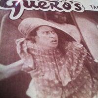 11/10/2012 tarihinde Lee D.ziyaretçi tarafından Guero's Taco Bar'de çekilen fotoğraf