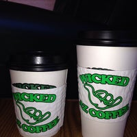 Photo taken at Wicked AZ Coffee - East by Jessie D. on 10/5/2013