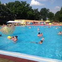 Photo taken at Koupaliště RICCO Příbor by Zdenka H. on 7/16/2014