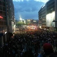 Photo taken at Kızılay by Mert E. on 6/4/2013