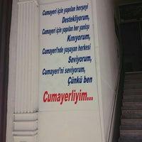 Photo taken at Cumayeri Belediyesi by Yelda D. on 5/20/2016
