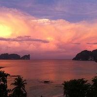 Photo taken at Phi Phi The Beach Resort by Pattaya P. on 12/1/2012