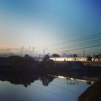 Photo taken at Park By Maribyrnong River by Andy T. on 8/26/2014