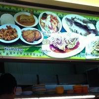 Photo taken at L.K Maju Restaurant by Julie K. on 9/17/2012