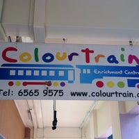Photo taken at ColourTrain Tuition Centre by S L. on 1/5/2013