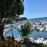 Photo taken at Porto di San Marco di Castellabate by Alessandro S. on 8/13/2017