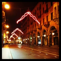 Photo taken at Via Cernaia by Sab* on 12/31/2012