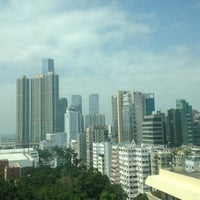 Photo taken at The Bauhinia Hotel 寶軒酒店 by duku t. on 10/19/2012