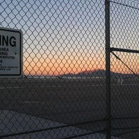Photo taken at McCarran Airport Runway Observation by R G. on 1/22/2013