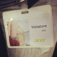 Photo taken at Acer by Zio R. on 4/19/2013
