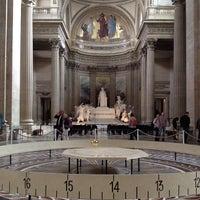 Photo taken at Panthéon by Diana C. on 9/20/2012