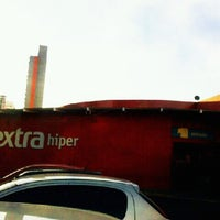Photo taken at Extra Hipermercado by José Claret M. on 9/28/2012