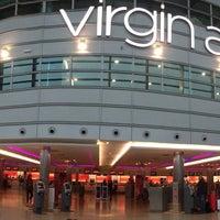 Photo taken at Virgin Atlantic Check-In by Alvyn L. on 8/6/2015
