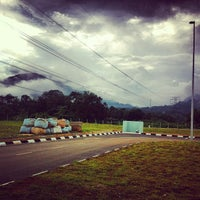 Photo taken at Serian Regional Water Supply Project Site by Imran A. on 5/10/2013